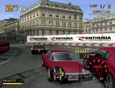 Enthusia Professional Racing (2005)