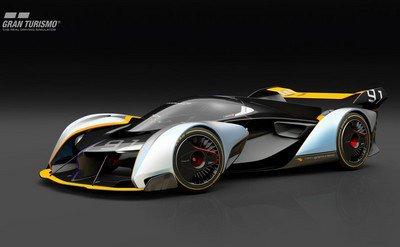 McLaren Ultimate Vision pour Gran Turismo Sport