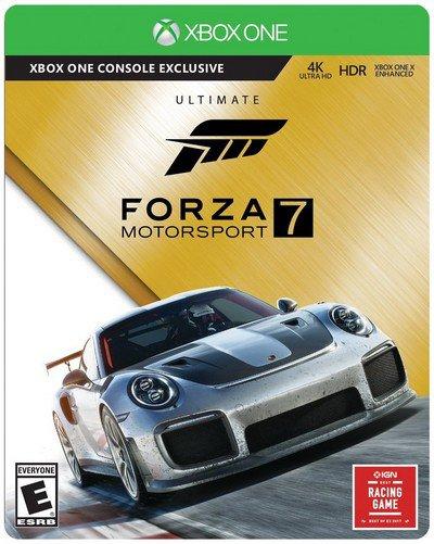 Forza Motorsport 7 et la Porsche 911 GT2 RS