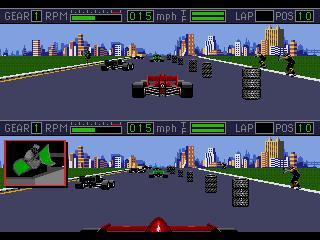 Mario Andretti racing (1994)