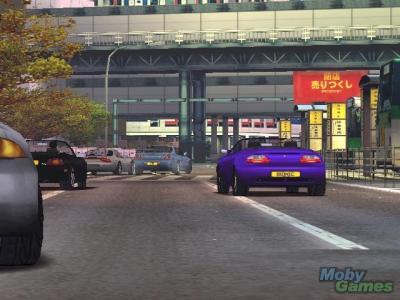 Metropolis Street Racer (2000)