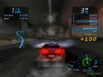 Need For Speed Underground (2003)