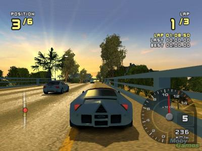 Ford Racing 3 (2005)