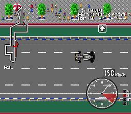 F1 Grand Prix Nakajima Satoru (1990)