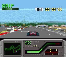Redline F1 racer (1993)