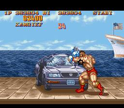 Street fighter 2 (1992)