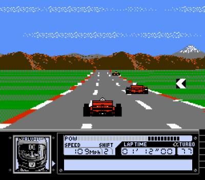 Al Unser Jr Turbo Racing (1989)
