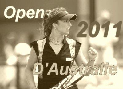 Open D'Australie 2011