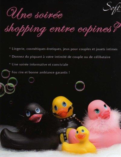 Soirée shopping