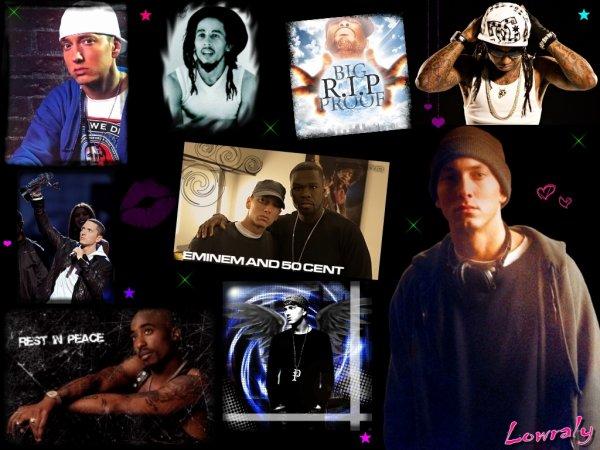 Eminem (l)