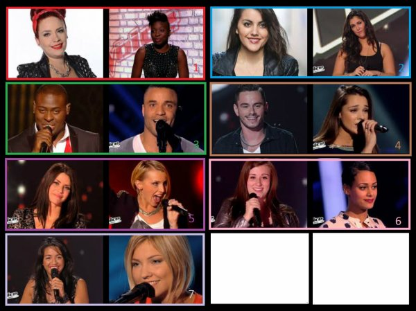 The Voice Saison 3 : Les Battle n°1
