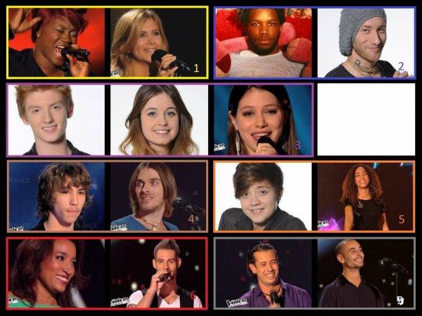 The Voice Saison 3 : Les Battle n°2