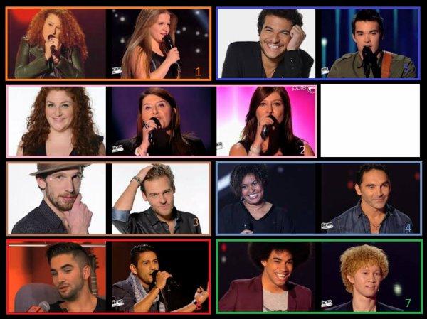 The Voice Saison 3 : Les Battle n°3