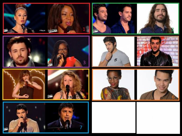 The Voice Saison 3 : Les Battle n°4