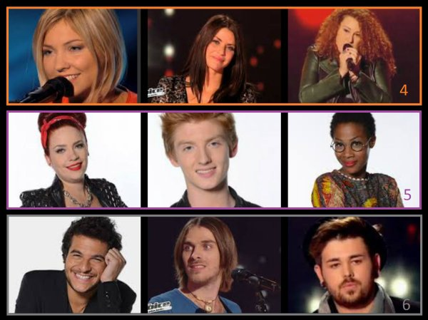 The Voice Saison 3 : L'Epreuve Ultime n°1