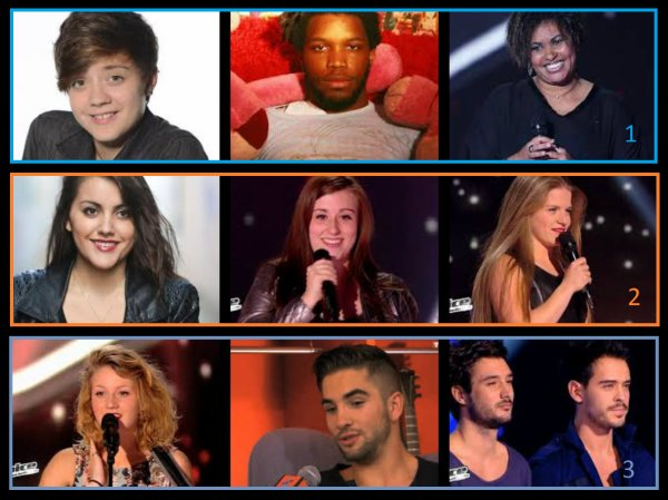The Voice Saison 3 : L'Epreuve Ultime n°2
