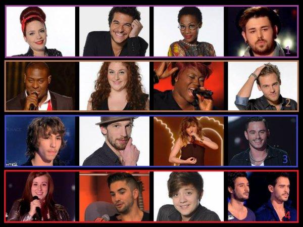 The Voice Saison 3 : Les Directs n°3