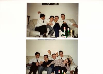 22 d cembre 1990 tuf versailles le cercle des potes. Black Bedroom Furniture Sets. Home Design Ideas