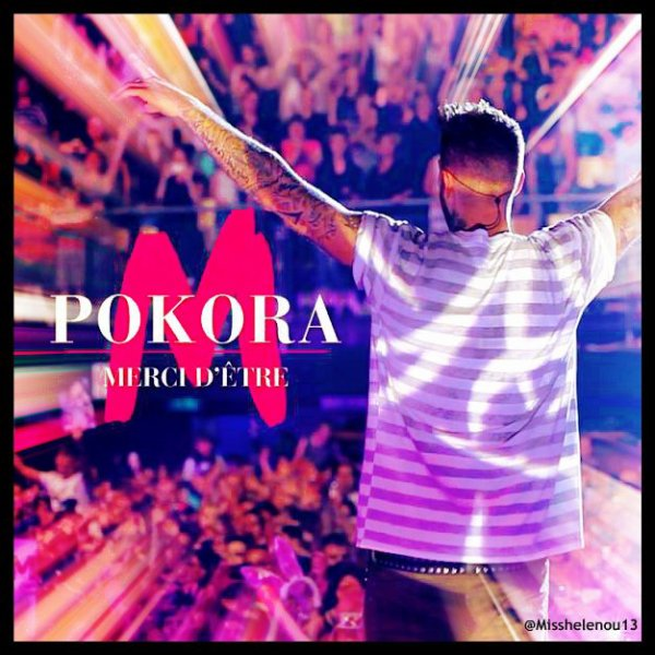 Matt Pokora (Nouveau clip)