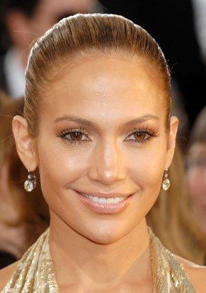 Les faux cils de Jennifer Lopez