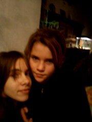 ma soeurrette et moi
