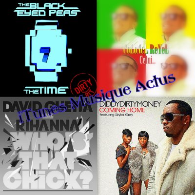 iTunes Musique Actus