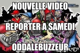 VIDEO REPORTER A SAMEDI