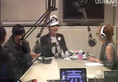 TH à Tokyo - Interview Koda Kumi 09.02.11