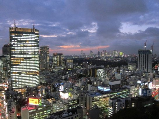 NatalieFranz.com - «Tokyo - heureuse d'être de retour :))»