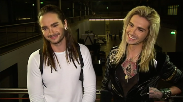 13-05-12 - Exclusiv Weekend - Bill & Tom nach DSDS.