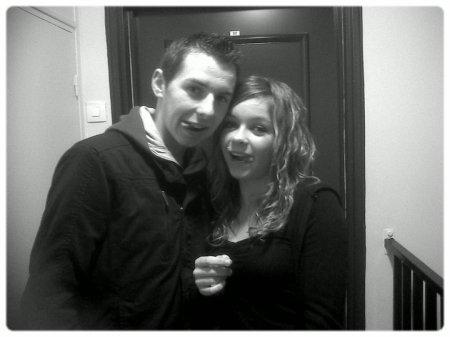 Moi x& Le Cousin Nicolas... Je t'aime plus que tout...