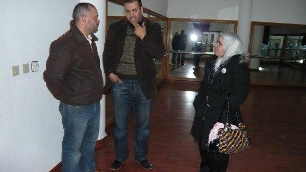 قامت جمعية كسبرطا للتنمية البشرية بجولة رسمية بمسرح  محمد الحداد العوامة