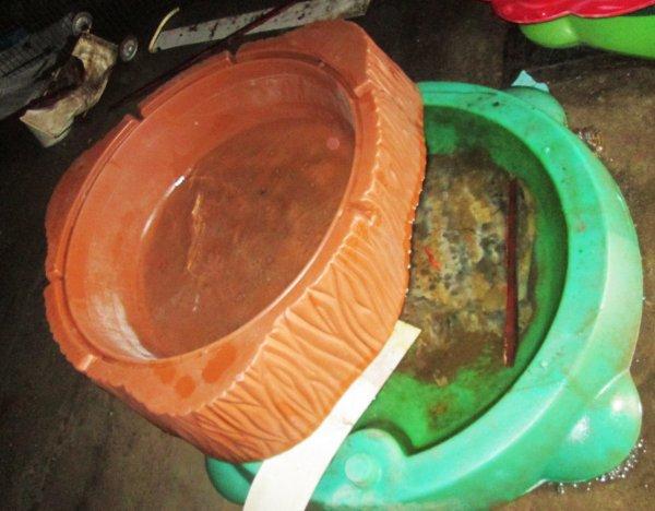 BIGREMENT REMPLIES D' H2O