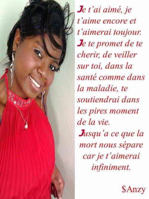 @mour de ma vie