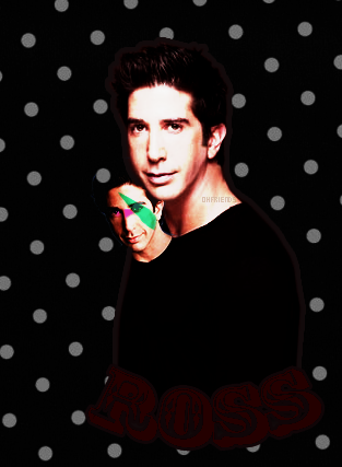 03 | Ross Geller/ David Schwimmer