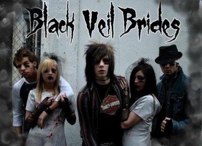 Black Veil Brides Hein Chloé !