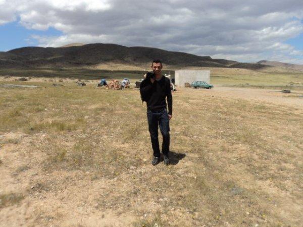 Avant plus grand barrage au Maroc