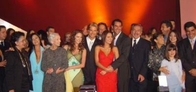 les acteurs et actices qui ont participé à RUBI - Mexicans