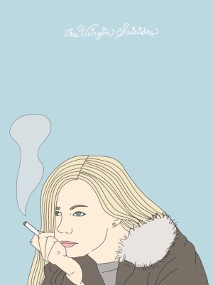 Virgin Suicides de Jeffrey Eugenides
