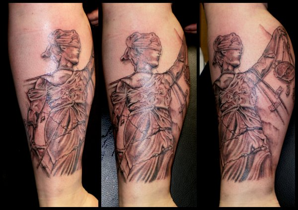 And Justice For All Metallica Forever Freddy Tattoo