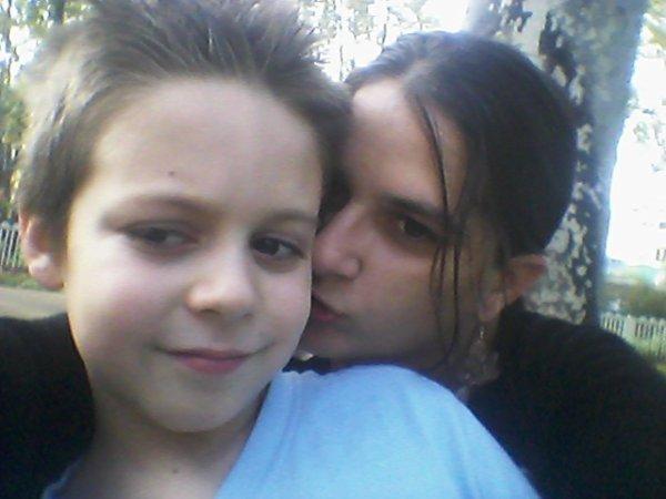 mon fils tony 8 ans