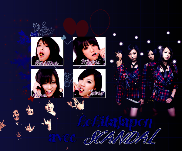 SCANDAL.○..●...♥