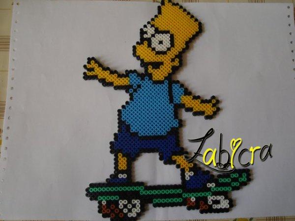Bart skate