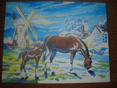 suite de ma peinture