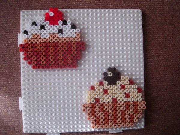 encore quelques cupcakes