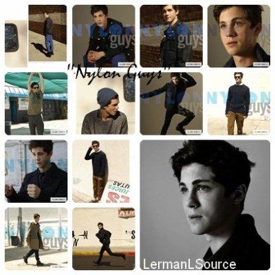 « Logan & les magazines ! »