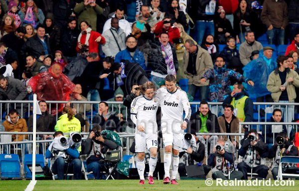 Victoire du Real Madrid 5-2 face a Majorque ! ( 16 mars 2013 )