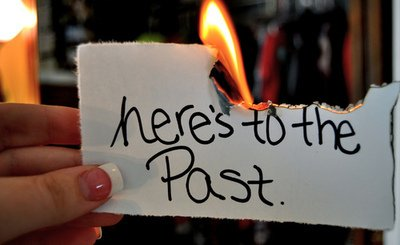 Leave your past behind...