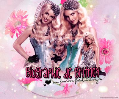 Biographie de Britney Spears