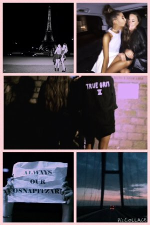 News instagram d'Ariana <3